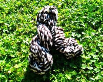 Heritage Twist Handspun Chunky Organic Lamb's Wool