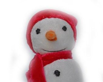 Snowman Plush Toy