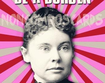 Lizzie Borden Ax Valentine Love 2015
