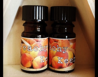 Peachy Keen - 5mL Perfume Oil