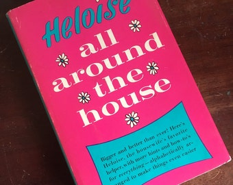 1965 Hints from Heloise Hardcover Book