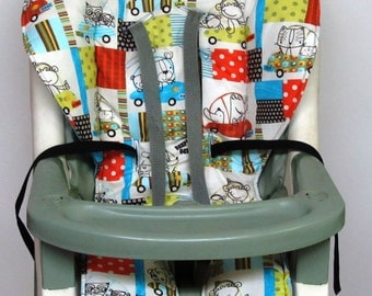 Graco  high chair cover, baby accessory, replacement cover, height chair, highchair cushion, kids and baby, feeding chair pad, beep beep