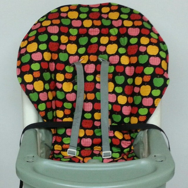 High Chair Pads Handmade In Usa By Sewingsilly On By
