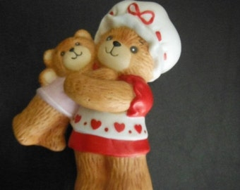 Pre Holi SALE Mom n Baby Bear--Vintage--Ex Cond--SALE--15% off  60 dollar and under vintage listings