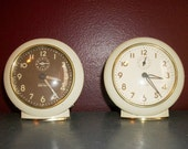 Vintage Working Westclox Baby Ben Clock in Choice of Colors