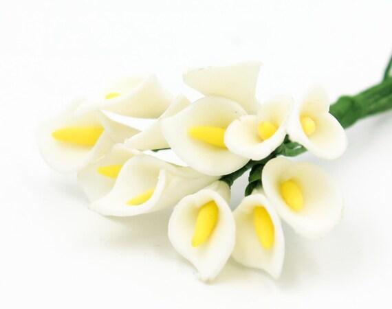 Lilies  - White