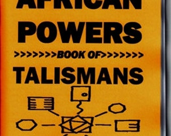 THE 7 AFRICAN POWERS book of talismans