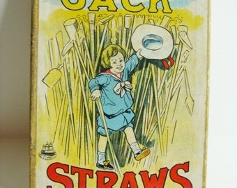 Jack Straws - Antique - United Games Company
