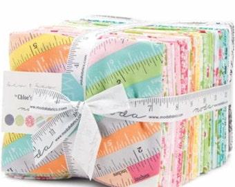 Sew & Sew 36 Fat Quarter Bundle by Chloe's Closet for Moda Fabrics 33180AB