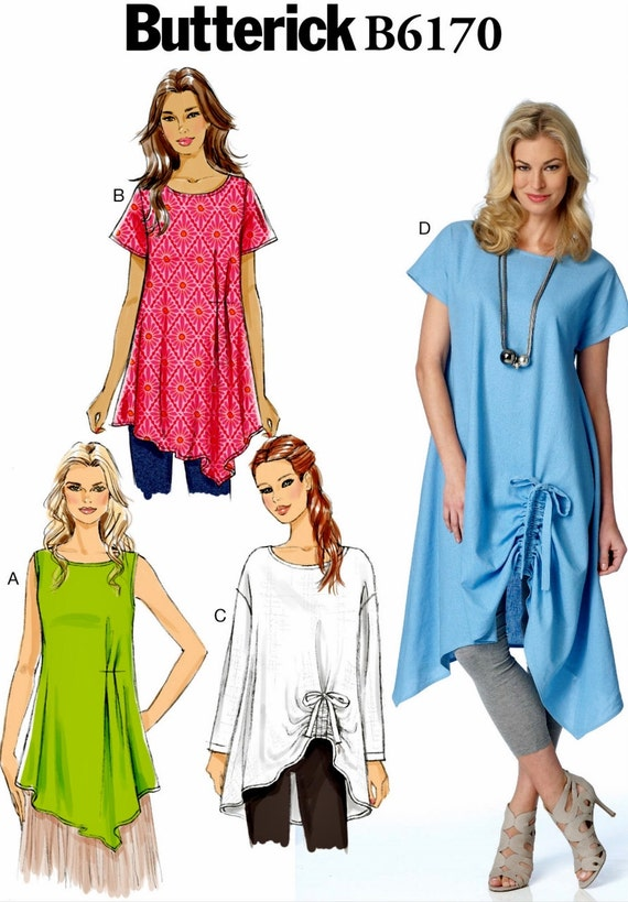 Easy Sewing Patterns For Tunic Tops
