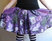 Witchy Workshop Skater Skirt