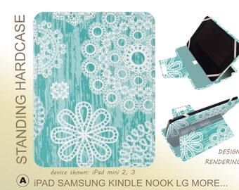 Aqua lace iPad Pro 9.7 iPad Mini 3 iPad Mini 4 iPad Air 2 iPad 4 iPad Pro 9.7 iPad Mini 3 iPad Mini 4 iPad Air 2 iPad 4