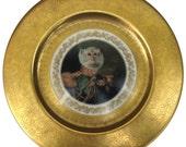 "Prince Primate II - Altered Vintage Plate 10.5"""