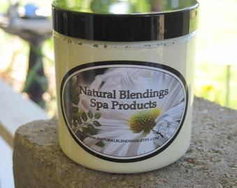 LEMON LAVENDER  Whipped Body Parfait Natural Blendings Most Popular Product Made to Order Custom Fragrancer 8 oz jar