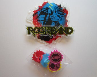 cake decorating supplies - Decopac ROCKBAND Rock On