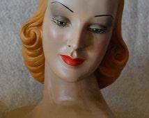 Unique steam punk inspired mannequin head. Ideal by ... |Unique Mannequins