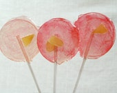 Cherry Gingerale Lollipop