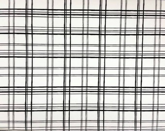 Plaid Cotton Twill/Bottom Weight