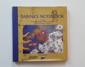 Sabine's Notebook,  The Extraordinary Correspondence of Griffin and Sabine Continues, Nick Bantock, 1992, Hardcover with Dust Jacket
