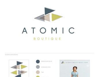 Professional Pre-made Logo / Business Branding / Logo Design