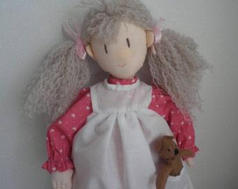 Traditional Rag Doll, Rag Doll Isla
