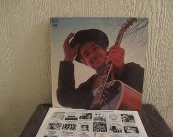 Bob Dylan - Nashville Skyline - Original Lp Excellent Plus Condition