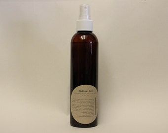 Marshmallow and Patchouli Herbal Detangler Spray-  8 fluid oz. with Organic Ingredients