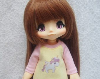 Azone Kikipop Baby Pink Sweater - Unicorn