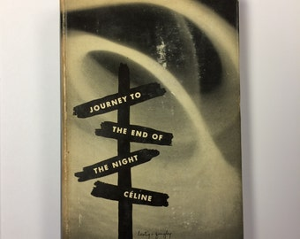 Alvin Lustig Design - Jouney to the End of the Night - Celine