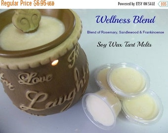 Soy Wax Melts | Wellness Blend | Aromatherapy Tarts | Wax Melt | Yoga Melt | Wax Tarts | Spiritual Melts | Candle Tarts