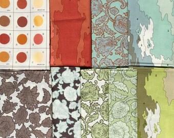 Lush Erin Michael moda fabrics 9 FQ* Set - original release