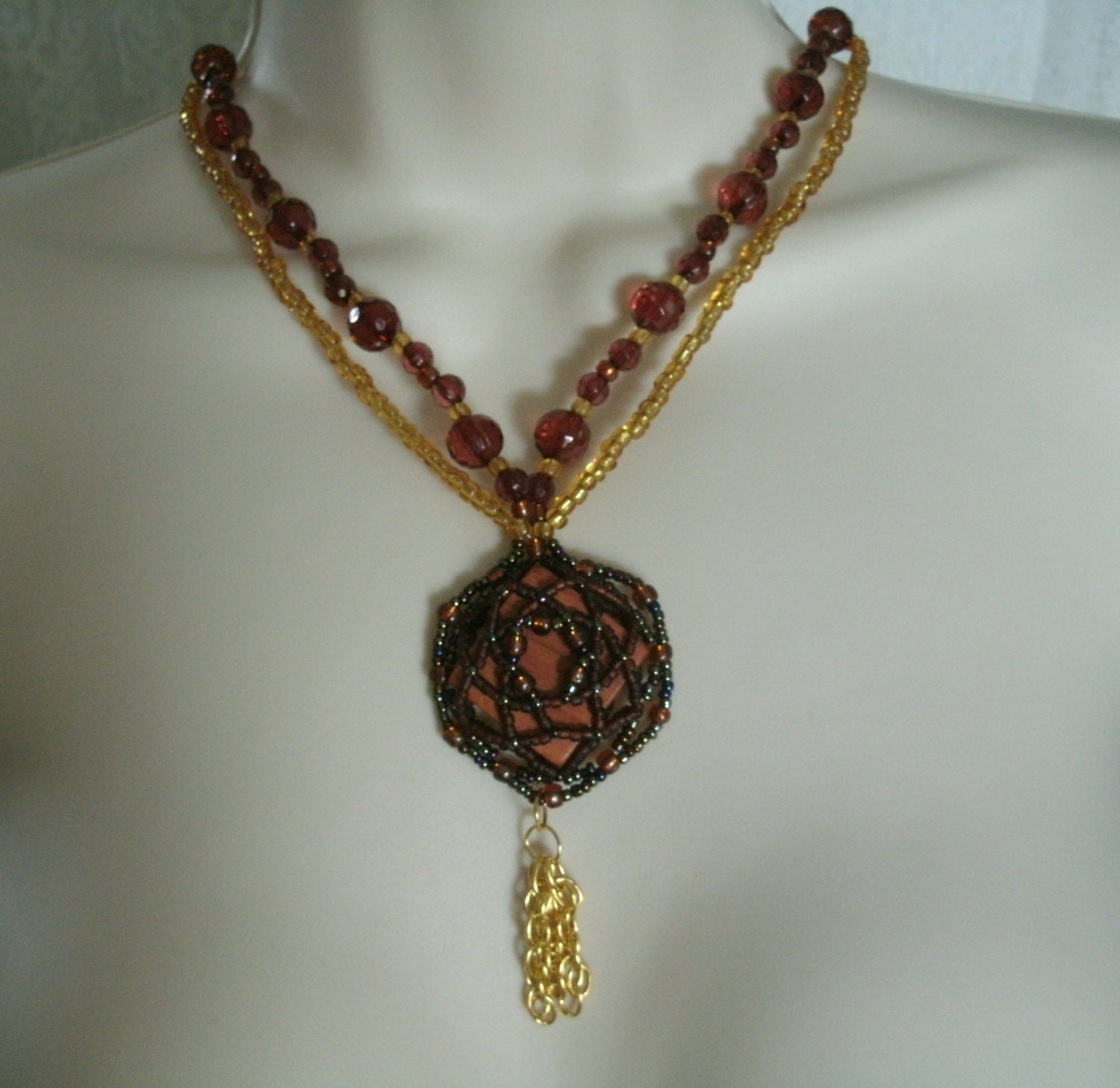 bohemian necklace boho jewelry bohemian jewelry by