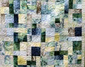 Soothing Watercolor Quilt