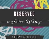 Design & Print Jump Invites for Teya
