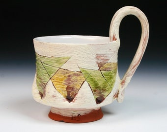 High-handled Mug