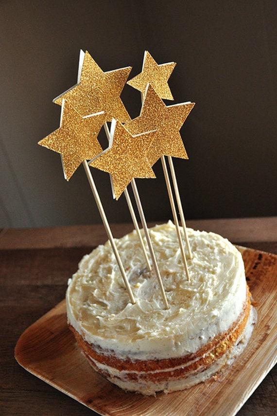 twinkle twinkle little star cake topper by confettimommaparty
