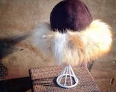 womens fur hat