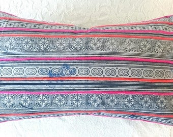 Hmong Pillow Cover