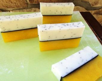Earl Grey Soap, Soap, Glycerin Soap, Handmade Soap, Glycerine Soap, Earl Grey, Vegan Soap