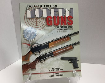 Modern Guns Identifications and Values Guide Twelfth Edition 1978-1998 Gun Guide