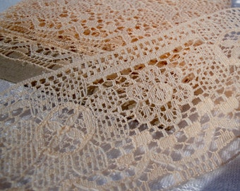 Vintage Flat Lace Trim