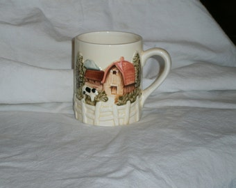 Vintage Marks and Rosenfeld Coffee Mug