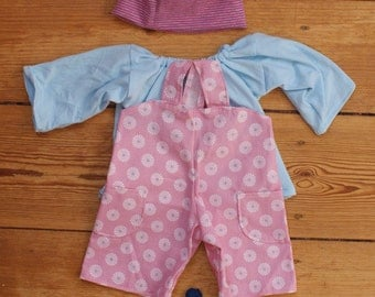 Doll Girl Outfit 40 cm