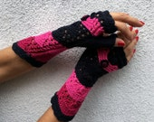 Pink Mitts - Crazy Dream by Dom Klary