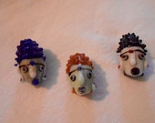 Rare Face Beads Indonesia
