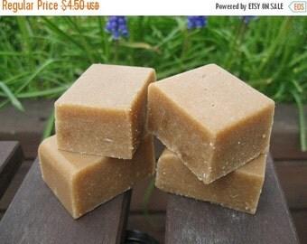 SALE Chocolate Espresso Sugar Scrub Cubes
