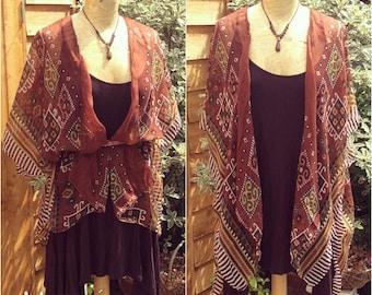 Kimono Cardigan, Summer Layer