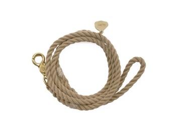 Rope Dog Leash, Traveller