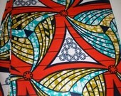 Ankara Wax print African fabric 6 yards wholesale, Shiny look wax print, African Maxi skirt fabric, African clothing, African Headwraps