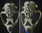 Carved Beaver Skull